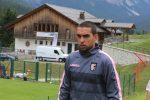 Palermo, a Sappada l'arrivo di Bellusci: primo allenamento per il difensore