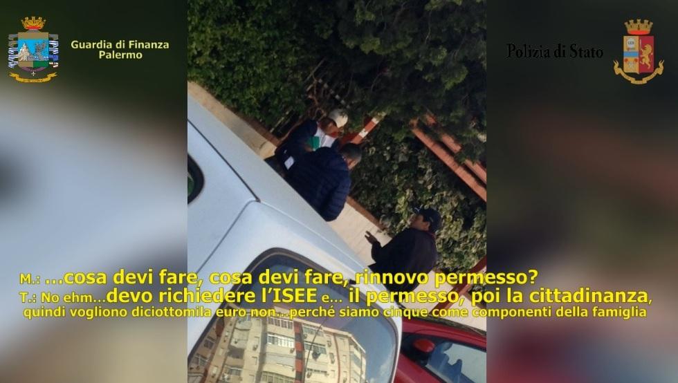 Falsi certificati per permessi di soggiorno ai migranti a Palermo ...
