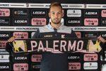 """Palermo, si presenta Brignoli: """"Sogno la serie A con i rosanero"""""""
