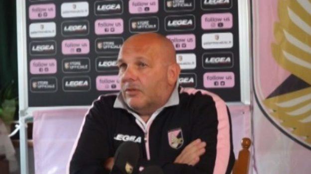 Calcio, coppa italia, palermo vicenza, Bruno Tedino, Palermo, Calcio