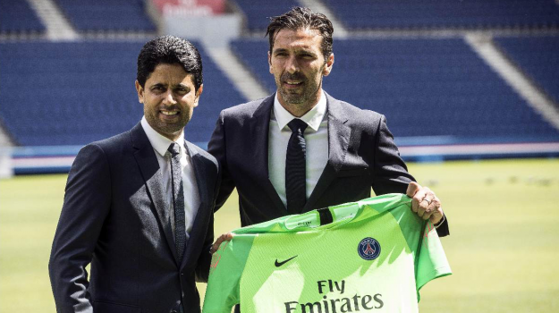 Buffon Paris Saint Germain, Gianluigi Buffon, Sicilia, Sport