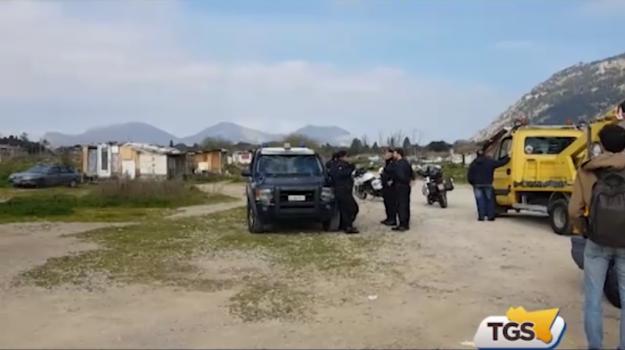 Trasferimento campo nomadi, polemiche a Palermo