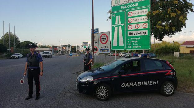 rissa falcone, Messina, Cronaca