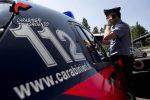 """""""Picchia e minaccia la madre e il fratello"""", 36enne arrestato a San Cataldo"""