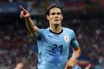 Mondiali, Cavani show: l'Uruguay batte il Portogallo, anche Cristiano Ronaldo torna a casa