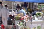 """Il """"cimitero degli orrori"""" a San Martino, i Ris al lavoro per identificare altri resti nelle tombe"""