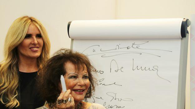 Carta della non violenza, Claudia Cardinale, Messina, Cultura