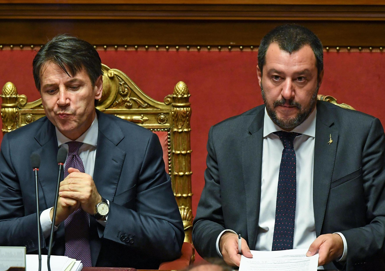 """Governo Conte alla prova del Senato. Salvini lo attacca: """"Sarà un governo Monte bis"""""""