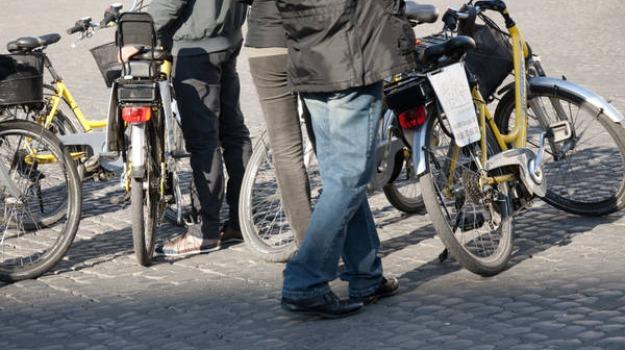 bici elettriche, bike sharing, calatafimi, Trapani, Economia
