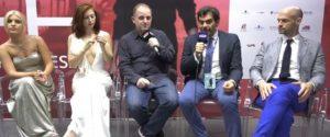 Dario Pleič ai microfoni di Rgs dal Taormina Film Fest
