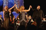 concerto teatro antico taormina con Desirèe Rancatore, Nicola Alaimo