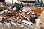 Palermo, discarica in via Villagrazia a pochi metri da un impianto sportivo