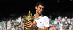 Wimbledon, Djokovic torna Re: battuto Anderson in finale