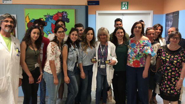 donazione ospedale cervello, ospedale cervello palermo, Palermo, Società