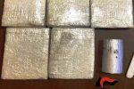 Sei chili di cocaina nascosti nell'armadio delle figlie, arrestata 35enne a Catania