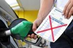 Sì del Senato per spostare a gennaio l'abolizione della carta carburante