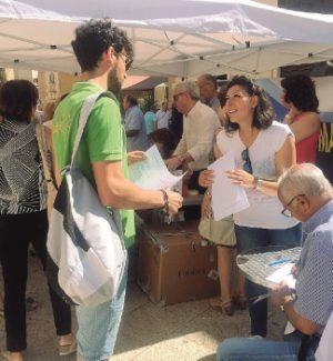Castelvetrano, mille firme contro l'emergenza rifiuti