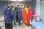 Trapani, prelevati al Sant'Antonio Abate sette organi per dei trapianti