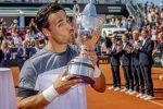 Tennis, Fognini re di Svezia: batte Gasquet e vince il torneo di Bastad