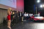 Auto, Barone tenta record in Marocco su Ferrari 458 Italia