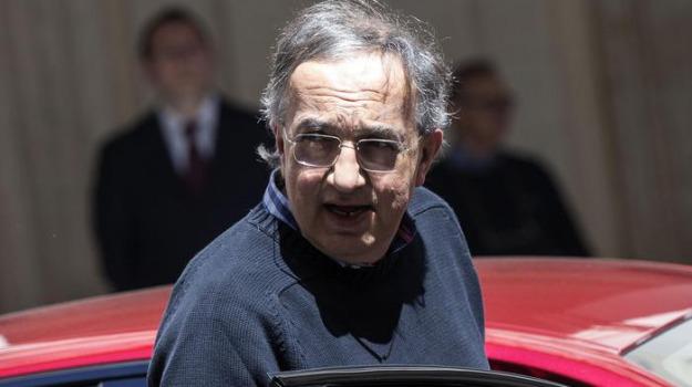 morto marchionne, Sergio Marchionne, Sicilia, Cronaca