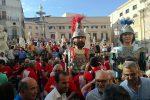 Danze, sfilate e bande: a Palermo è iniziato il 394°Festinodi Santa Rosalia