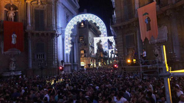 festino 2019, festino di santa rosalia, Palermo, Cultura