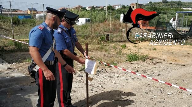 discarica abusiva cianciana, Agrigento, Cronaca