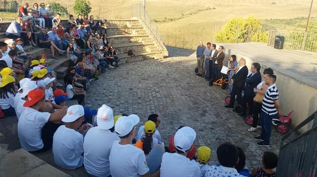 Bompietro Summer Camp, Lucio Di Gangi, Palermo, Società