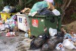 Smaltimento irregolare dei rifiuti, un centinaio di multe a Messina