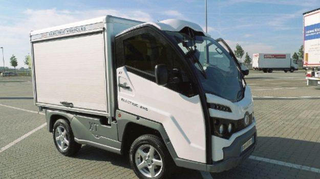 veicoli elettrici caltanissetta, Caltanissetta, Economia