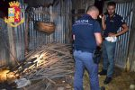 Rubano 500 metri di cavi di rame a Caltanissetta, denunciati quattro romeni