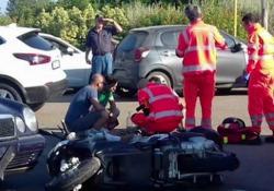 L'impatto tra la sua moto e un'auto è avvenuto vicino a Olbia, in Sardegna