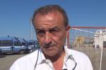 """La nave Diciotti a Trapani, il sindaco Tranchida: """"Salvini alzi la voce con i più forti"""""""