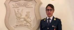Guardia di finanza, a Modica arriva il tenente Giulia Intrisano