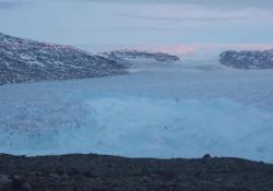 L'iceberg ha un'ampiezza di sei chilometri