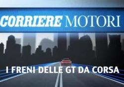 I freni delle GT da corsa