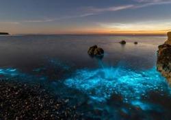 L'incredibile fenomeno filmato da un fotografo a Anglesey