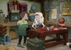 Il trailer di «Disincanto», la nuova serie di Matt Groening