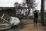 Incendi in Grecia, il bilancio sale a 79 vittime: si cercano ancora dispersi, dall'Italia due canadair