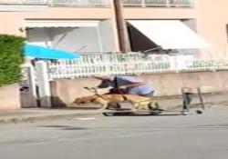 La scena è stata filmata a Vibo Valentia, in Calabria