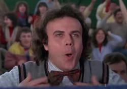 La scena tratta dal film «Bomber» del 1982