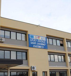 Il liceo scientifico Santi Savarino di Partinico