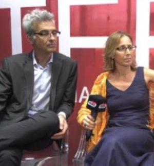 Taormina Film Fest, su Rgs Lorena Luciano e Filippo Piscopo