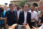 """Di Maio a Caltanissetta incontra gli agricoltori: """"Dobbiamo proteggere i nostri prodotti"""""""