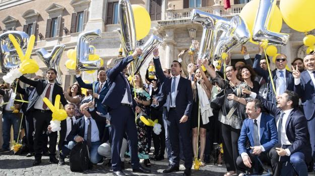 camera dei deputati, taglio dei vitalizi, Luigi Di Maio, Matteo Salvini, Roberto Fico, Sicilia, Politica