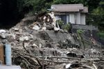 Maltempo in Giappone, bilancio tragico: 85 morti e 50 dispersi