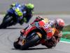 Gp di Aragon, pole di Marquez: Rossi è sesto