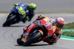 Motogp, Marquez domina in Germania e scappa nel mondiale: Rossi secondo