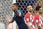 La Francia è campione del mondo: in finale battuta la Croazia per 4-2